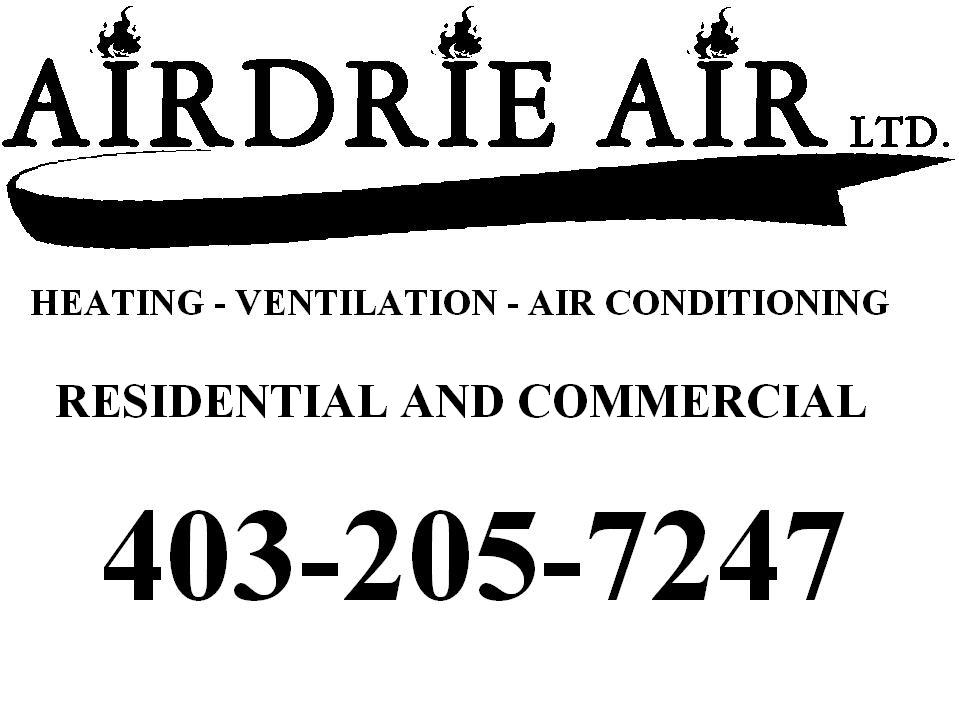 Airdrie Air Heating & Air Conditioning