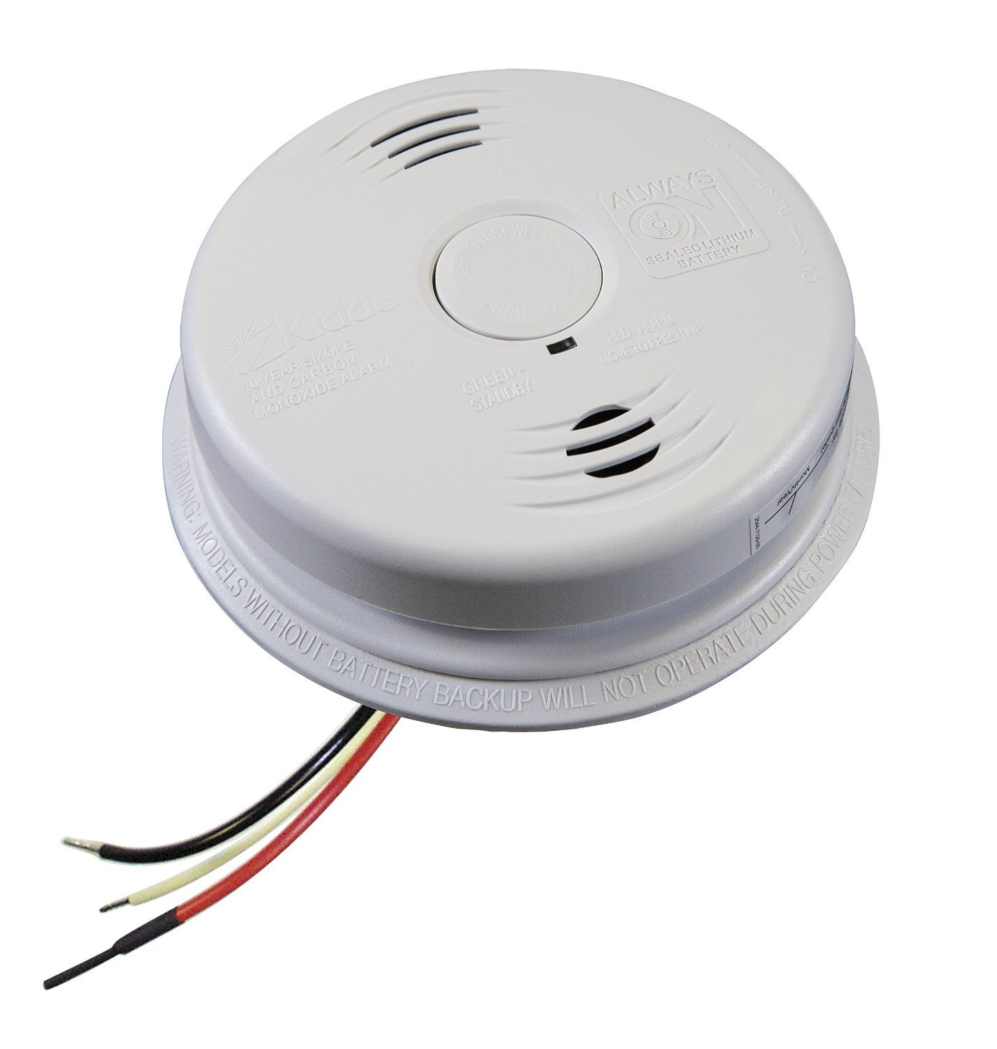Home Maintenance - Smoke-Co Alarms